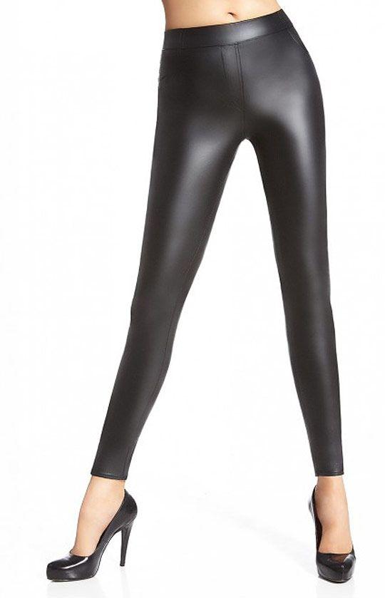 Vanessa legginsy lateksowe 200 DEN - czarny - Sklep OHSO.pl™ pWDu91Ig