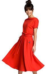 2f000f3e4d Sukienki rozkloszowane - Sukienki na sezon 2019 - Moda - Sklep OHSO.pl™