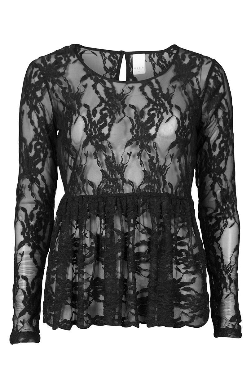 Bluzka 14011892 - czarny - Sklep OHSO.pl™ 3mxyN0N7