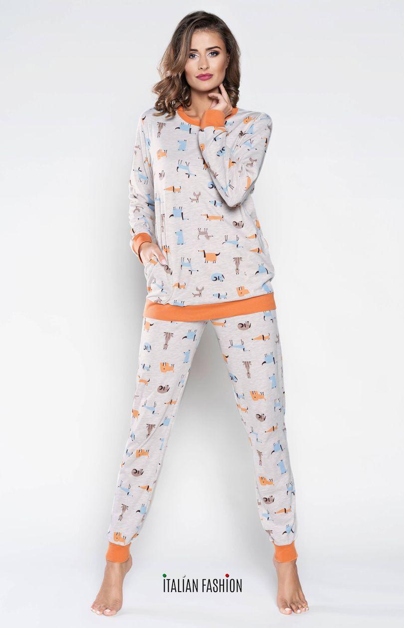 e536bae5898233 Asta piżama damska dł.dł. - Sklep INTYMNA.PL™