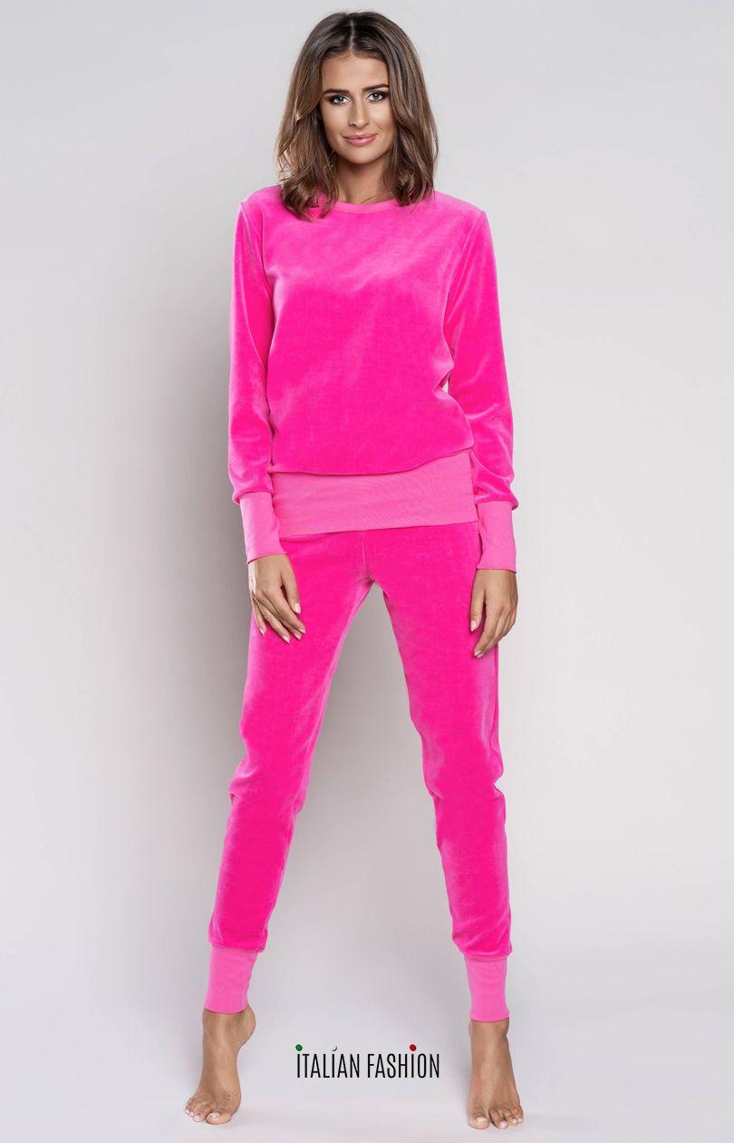 f0262abc3d86f9 Futura piżama damska welur dł.dł. - Sklep INTYMNA.PL™