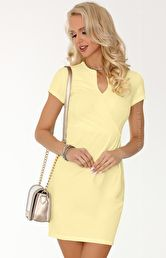 17a9e06e40 Sukienki na sezon 2019 - Moda - żółty - wszystkie produkty na ...